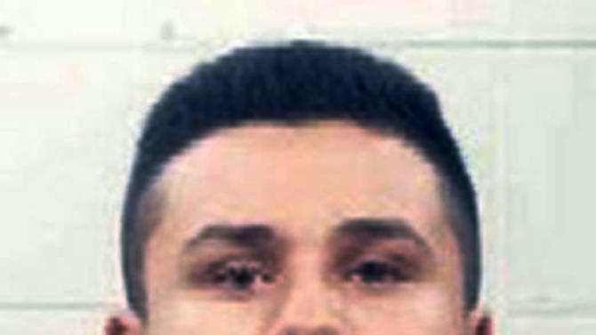 This 2008 photo provided by the FBI shows Jose Luis Saenz, aka Joe Luis Saenz. Saenz, a man on the FBI's 10 most wanted fugitive list after an alleged murder spree in Los Angeles, was taken into custody Thursday, Nov. 22, 2012. He is in Los Angeles Police Department custody and is expected to be arraigned on murder charges, said Laura Eimiller, an FBI spokeswoman. Saenz, who is believed to have worked for a Mexican drug cartel, was arrested after a joint investigation by the FBI, LAPD and Mexican authorities, Eimiller said. (AP Photo/FBI)