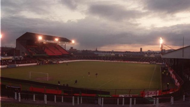 File photo of The Oval in Belfast (PA Photos)