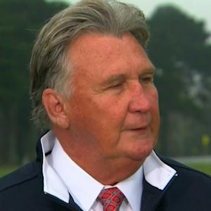 Mark Russell interview about Bradley-Jimenez exchange at Cadillac Match Play