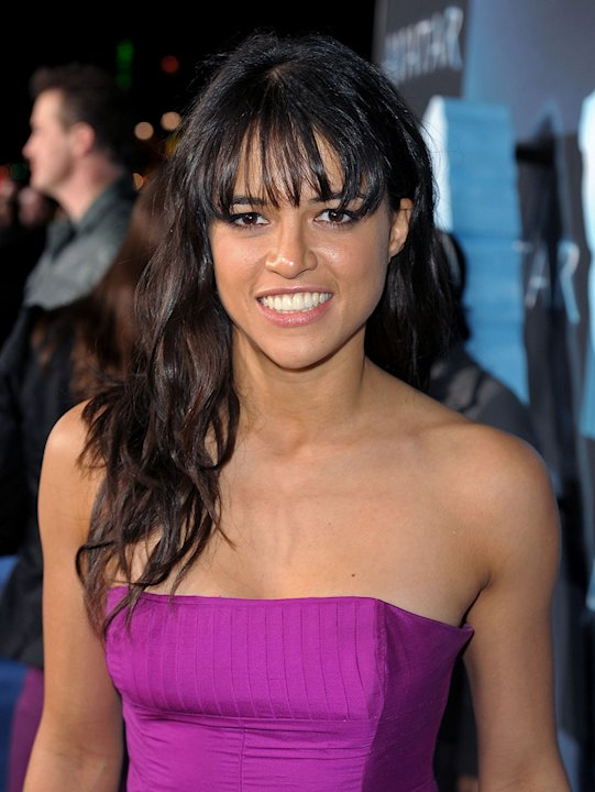 Avatar LA Premiere 2009 Michelle Rodriguez