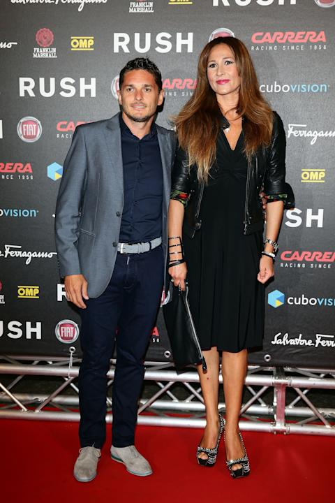 """Rush"" The Movie Rome Premiere"