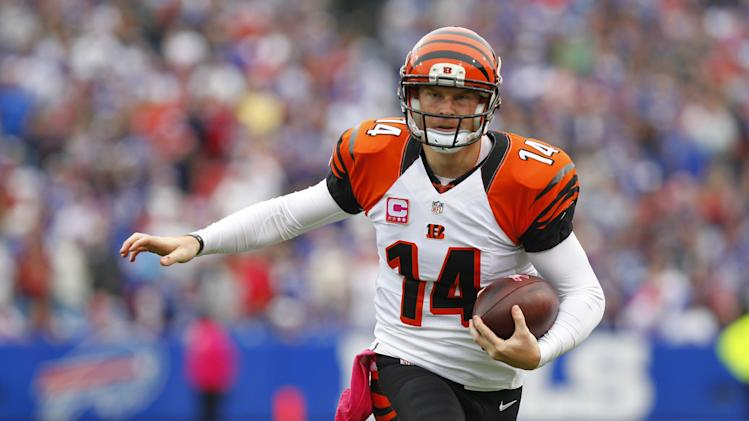 Bengals QB Dalton getting it done without fanfare