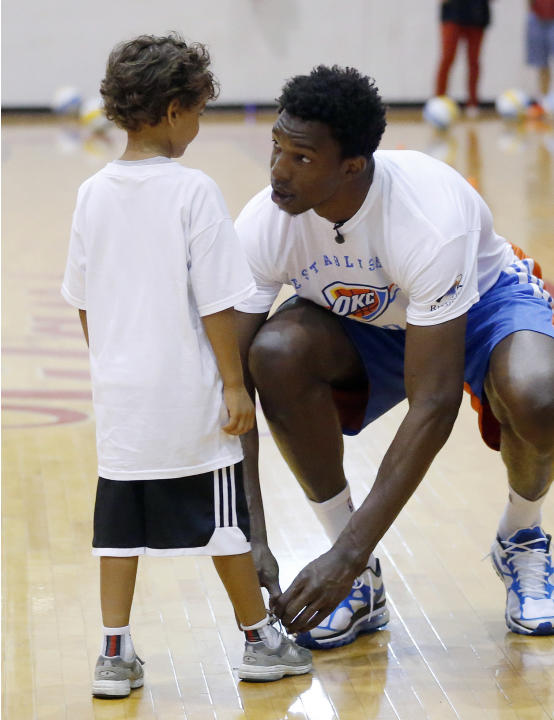Thunder Basketball Camp