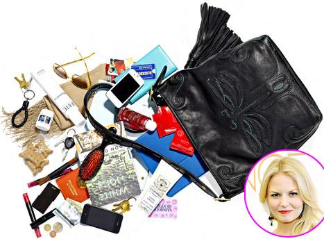 Jennifer Morrison: What's in My Bag?