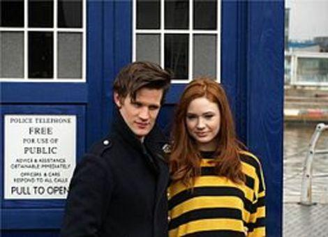 'Doctor Who' prepares for series 7: Daleks, dinosaurs, and angels! Oh my!