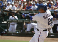 Leonys Martin didn't show up to Rangers' instructional league in Arizona