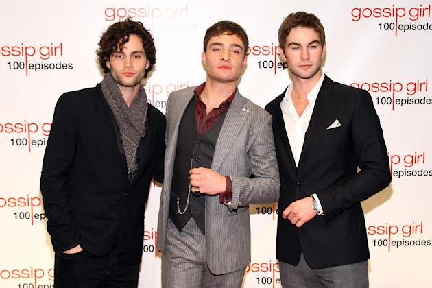 """Gossip Girl"" Celebrates 100 Episodes"