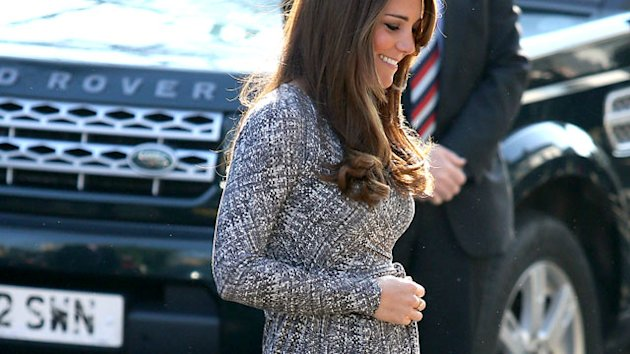Kate Middleton's Pregnant Fashion Frenzy (ABC News)