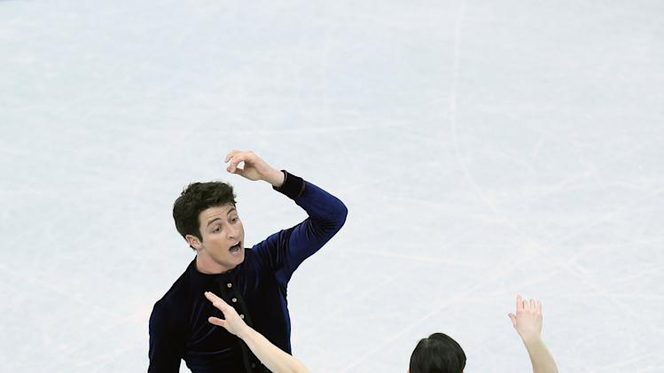 ISU Grand Prix of Figure Skating Final 2012 - Day Two