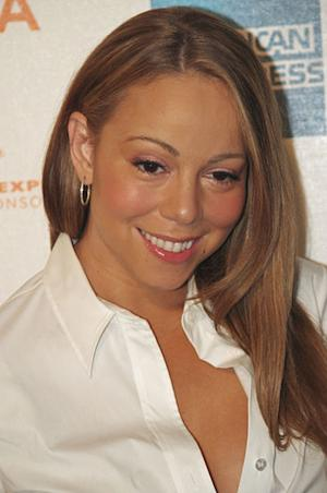Mariah Carey at the premiere of Tennessee at the 2008 Tribeca Film Festival.