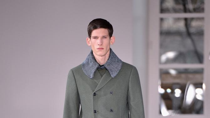 Jil Sander - Runway - Milan Fashion Week Menswear Autumn/Winter 2013