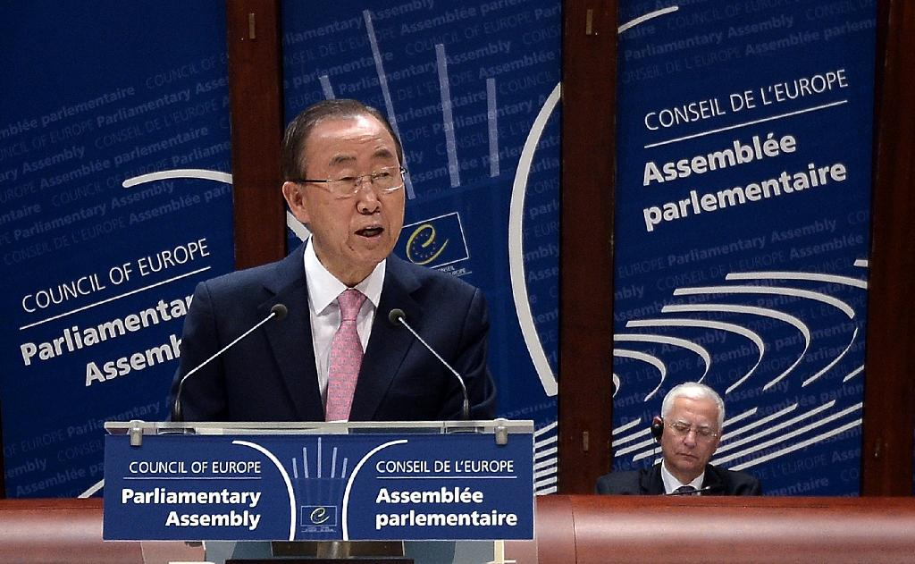 UN chief urges stronger response to migration tragedies