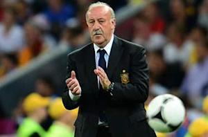 Del Bosque: It's getting harder for Spain all the time
