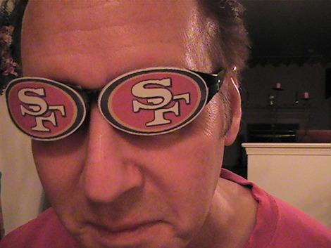 Looking Forward to a 49ers Victory