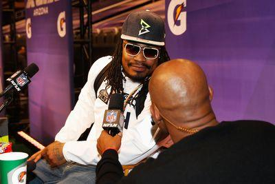 Super Bowl 2015: Marshawn Lynch could get fined for 'Beast Mode' hat
