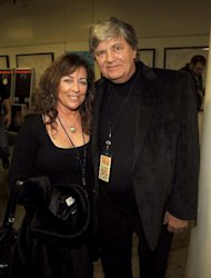 "Patti Everly and Phil Everly attend the ""We're All For The Hall"" benefit concert for the Country Music Hall of Fame at the Sommet Center on October 13, 2009 in Nashville, Tennessee"