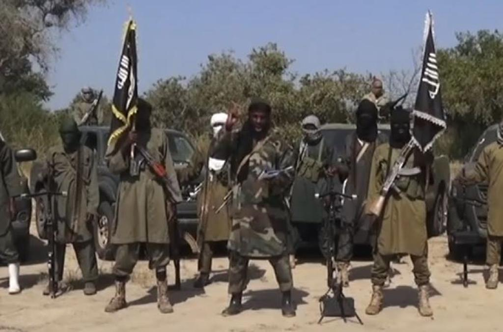 Nigeria fighter jets bomb town held by Boko Haram