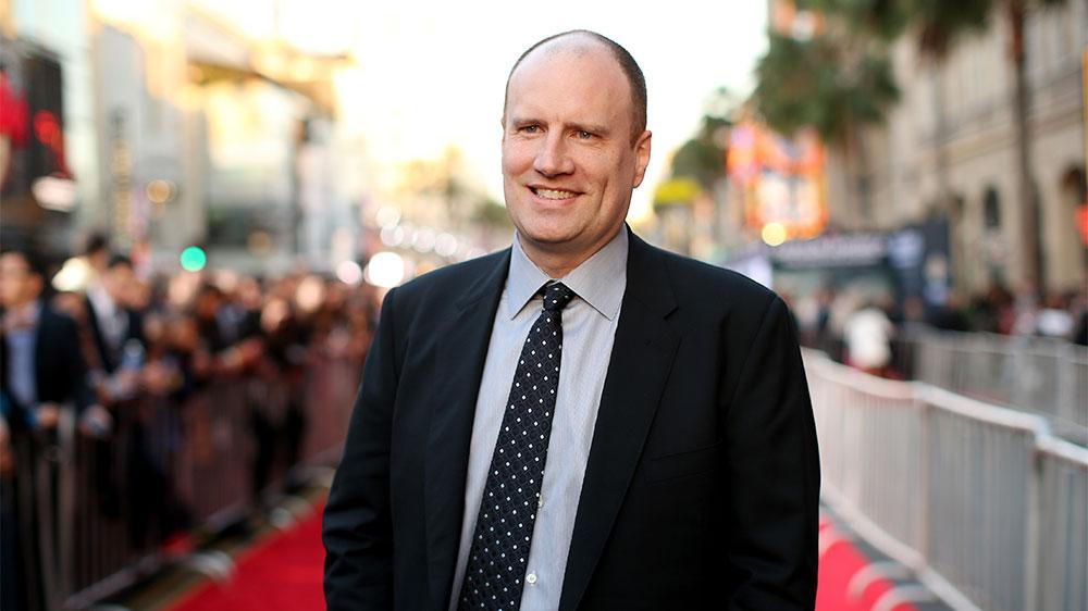 Marvel's Kevin Feige Will Now Report to Disney