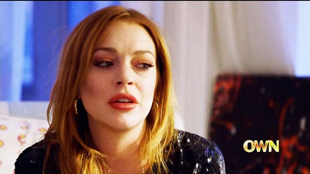 Lohan's Shocking Pregnancy Revelation
