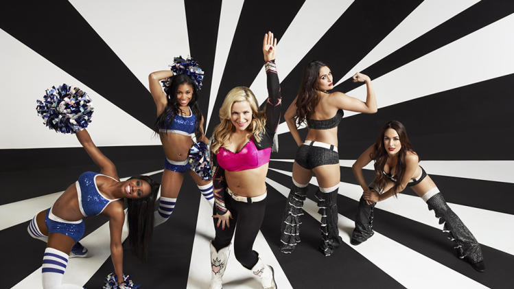 """Total Divas"" premieres Sunday, 7/28 at 10 PM on E!"