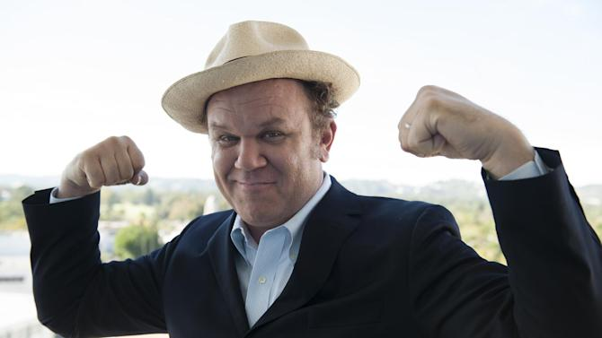 "FILE - In this Monday, Oct. 15, 2012 file photo, John C. Reilly, a cast member in ""Wreck-It Ralph,"" poses for a portrait at the Beverly Hilton, in Los Angeles. ""Wreck-It Ralph"" centers on Ralph (John C. Reilly), the 9-foot, 643-pound bad guy from the '80s video game ""Fix-It Felix Jr."" The new Walt Disney Animation Studios film releases in theaters on Friday, Nov. 2. (Photo by Jordan Strauss/Invision/AP, File)"