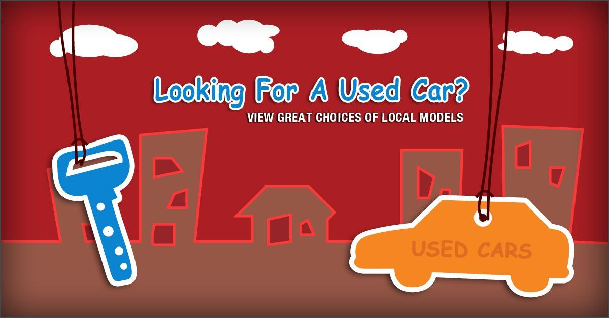 Looking For A Used Car?