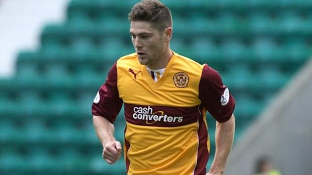 Iain Vigurs was happy to see Motherwell 'bounce back' against Ross County
