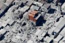 Rescuers search for survivors in Italy quake that killed 247