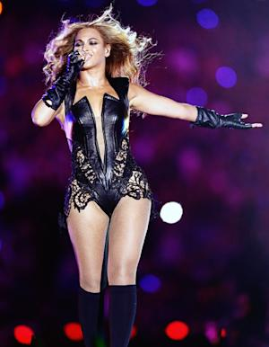 Beyonce Slammed by PETA for Sexy Leather Super Bowl Costume