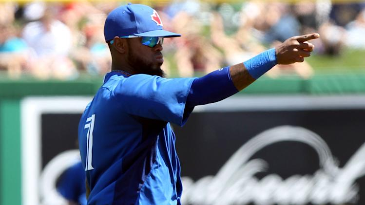 MLB: Spring Training-Toronto Blue Jays at Philadelphia Philli