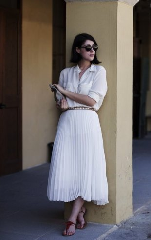 7 Ways to Wear Summer Whites