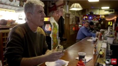 Anthony Bourdain Says the Best Cheesesteak 'Might Well' Be From Jersey