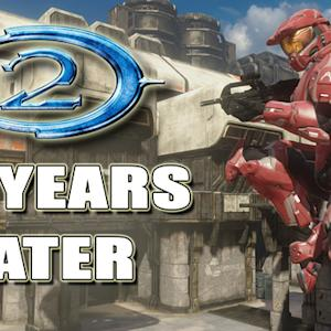 Diving Back Into Halo 2 Ten Years Later