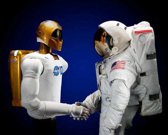 NASA Calls for Ceasefire in Human-Robot Space Budget Wars