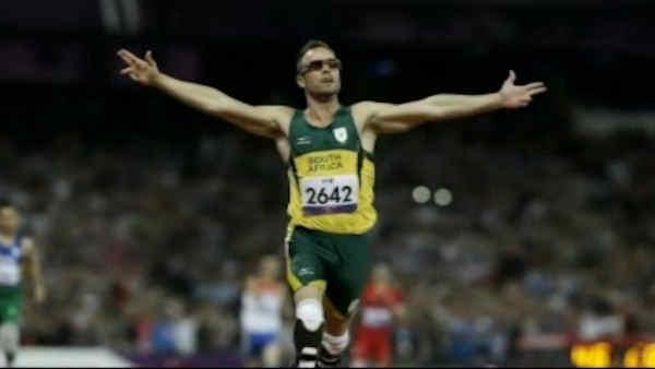 Olympic 'Blade Runner' Oscar Pistorius charged with murder