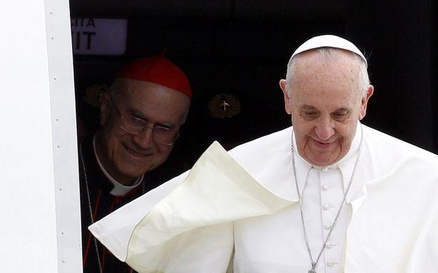 Pope Francis Won't Judge Gay Priests