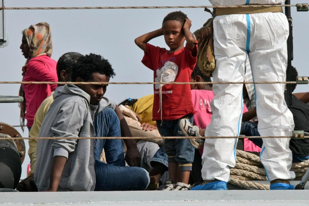 EU to unveil latest plan to absorb migrants fairly