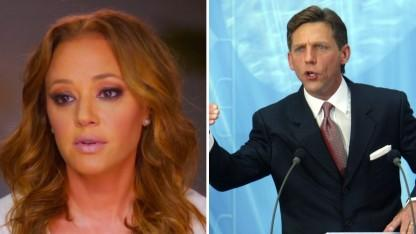 Leah Remini Defends 'Tell-All' Book Penned By Scientology Leader David Miscavige's Father