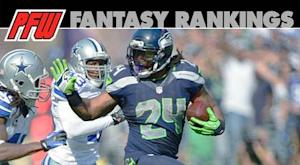 Week Five RB rankings