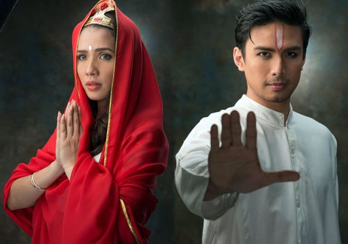 Karylle and Christian Bautista in RamaHari