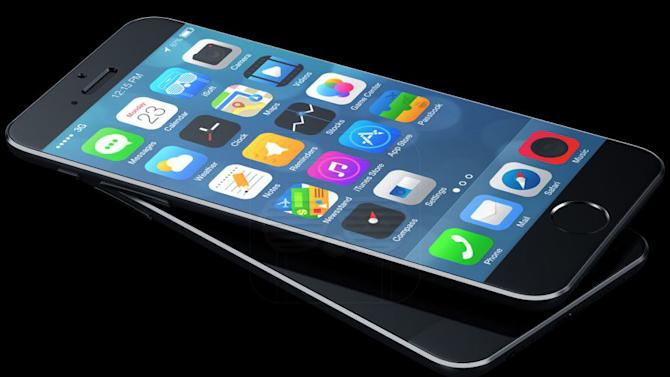 Apple just patented the iPhone of your dreams