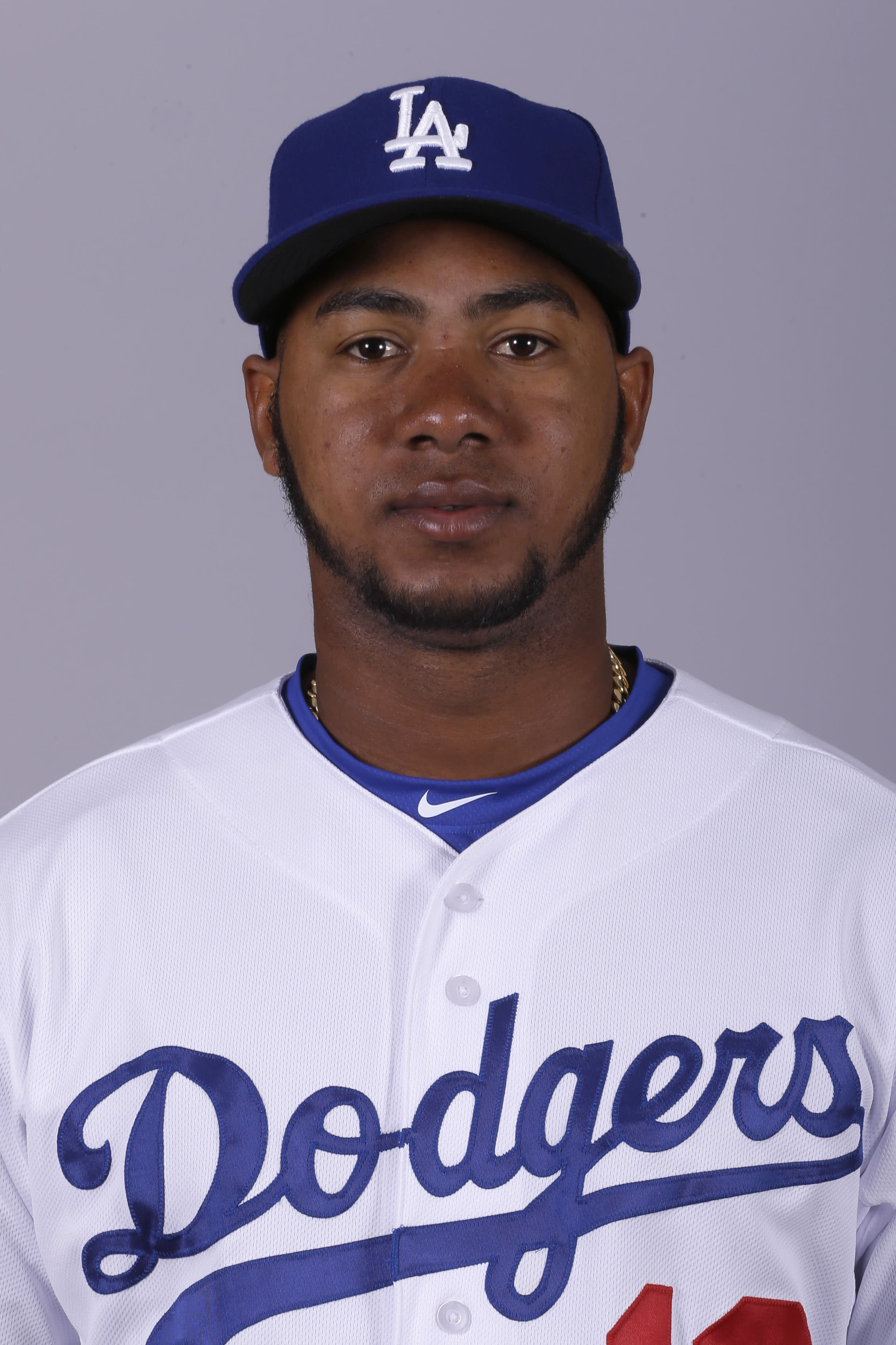 Dodgers suspend infielder Arruebarrena for rest of season
