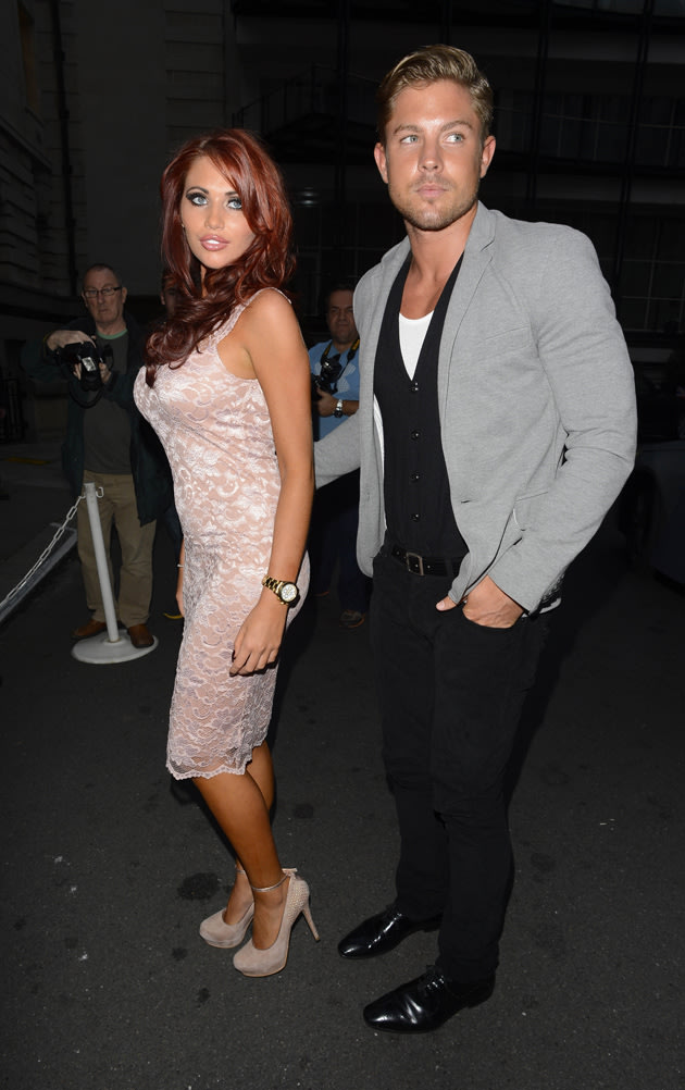 Amy Childs David Peters