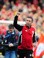 Derek McInnes (pictured) has recruited Willie McStay as Academy head coach