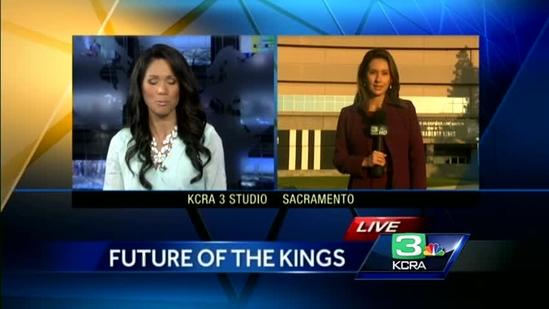 Kings fans optimistic Mayor Johnson can keep team in Sac.