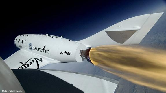 How Virgin Galactic Private SpaceShipTwo Will Launch Science Flights