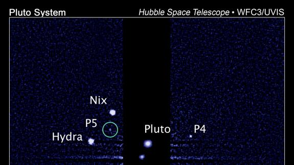 Your Help Wanted to Name Two of Pluto's Moons