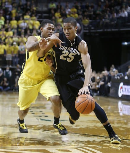 Colorado beats No. 19 Oregon 48-47
