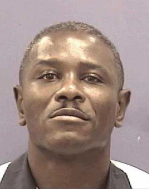 Death row inmate Marcus Wellons is seen in an undated picture from the Georgia Department of Corrections