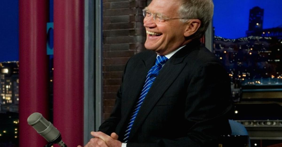 15 Of The Most Iconic David Letterman Moments